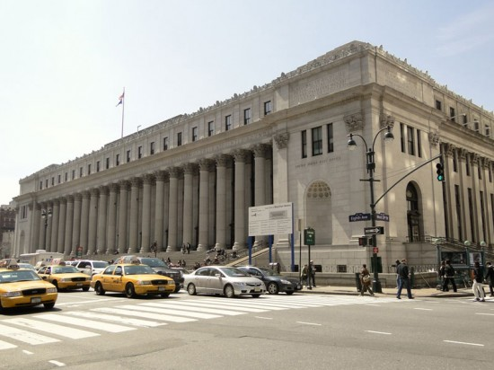 The James Farley Post Office (Courtesy of Cristian/Flodigrip's World/Flickr)