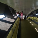 Inside the Gateway Arch. (Brian Wright / Flickr)