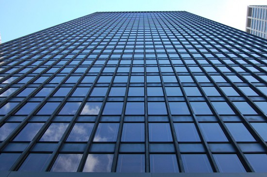 Seagram Building, New York City, Ludwig Mies van der Rohe, 1958.