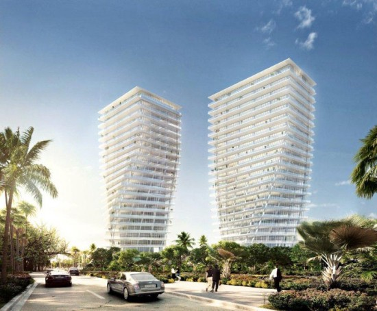The Grove at Grand Bay by Bjarke Ingels Group. (Courtesy BIG)