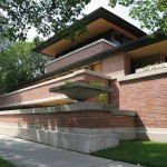 Robie House Chicago, Illinois Frank Lloyd Wright, 1910