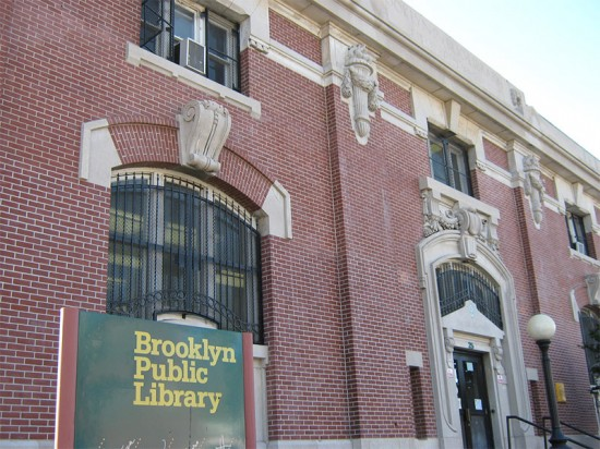 Pacific Branch of the Brooklyn Public Library. (Utopian Branch Library / Flickr)