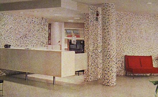 Interior of Cuneo Memorial Hospital. (Courtesy Preservation Chicago)