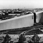 General Motors exhibition, New York, 1939.