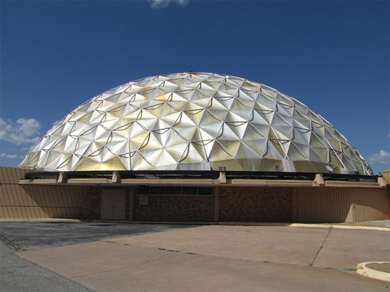 The dome in 2012. (QuesterMark / Flickr)