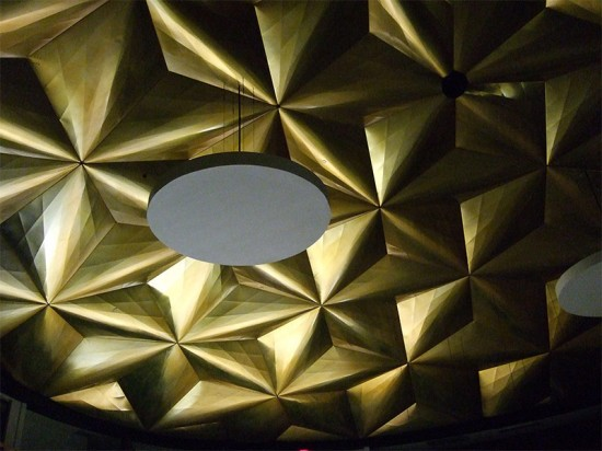 Ceiling detail. (Brittanie Shey / Flickr)