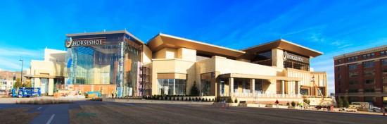 The Horseshoe Cincinnati casino opened this week. (Courtesy Horseshoe Cincinnati)
