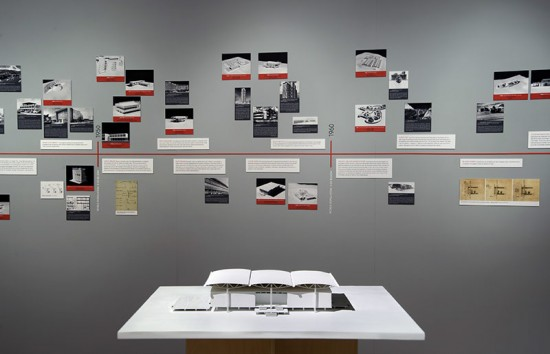 View of the exhibition at The Cooper Union. (Courtesy Cooper Union)