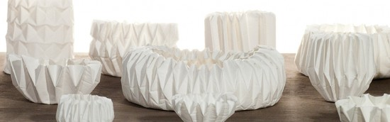 """Making Porcelain with ORIGAMI"" by Hitomi Igarashi"