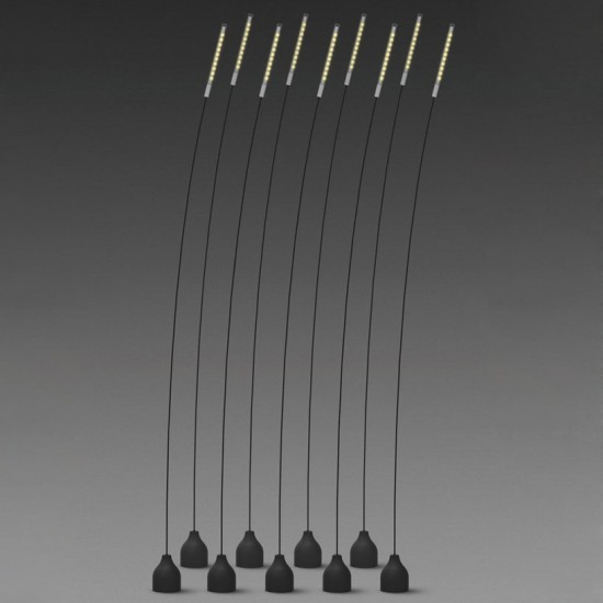 """INAHO"" lighting concept by Tangent (Hideki Yoshimoto and Yoshinaka Ono)"