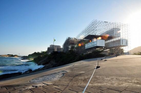 Pavilion Humanidade 2012. (Leonardo Finotti)