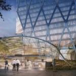 hudson yards' transit-oriented development element earned a nod from TransformKC (kpf)