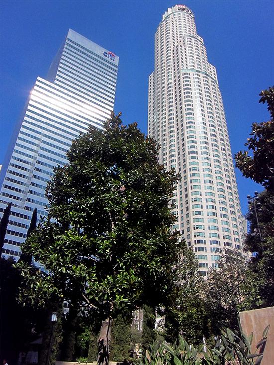 U.S. Bank Tower in Los Angeles. (Andy Sternberg / Flickr)