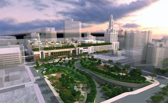 The proposed Provence casino. (Courtesy Tower Entertainment)