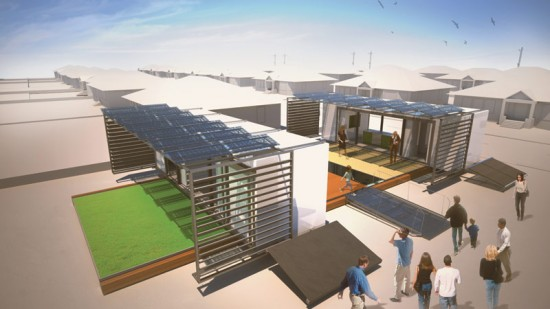 DALE is tailor-made for the Southern California Climate. (Courtesy SCI-Arc)