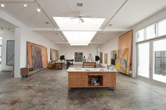 Arnoldi Studio. (Larry Underhill)