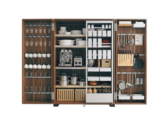 B2-kitchen-kitchen tool cabinet by Bulthaup