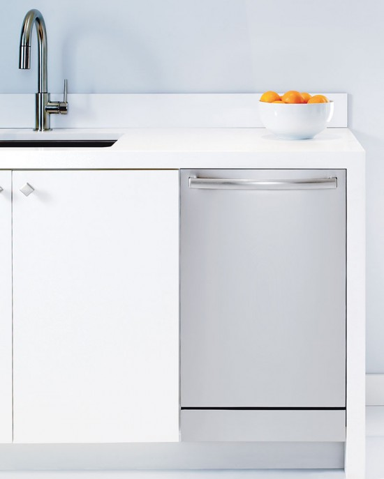 18-inch Bar Handle Dishwasher by Bosch