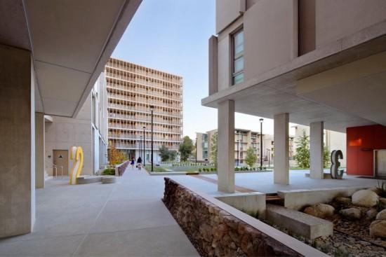 Charles David Keeling Apartments. (Tim Griffith)