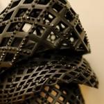 3D Printed Fabrics: Modeling Interlocking Elements with Rhino3D (courtesy DesignX)