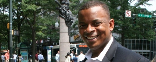 Mayor Anthony Foxx (Courtesy City of Charlotte)
