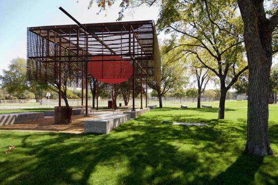 Pavilion at Cotillion Park