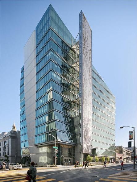 San Francisco Public Utilities Commission Headquarters. (Bruce Damonte / Courtesy AIA)