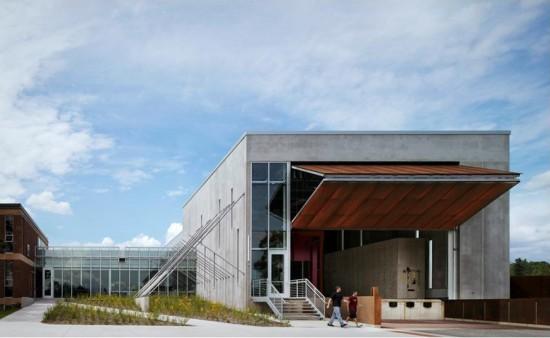 Swenson Civil Engineering Building. (Kate Joyce Studios / Courtesy AIA)