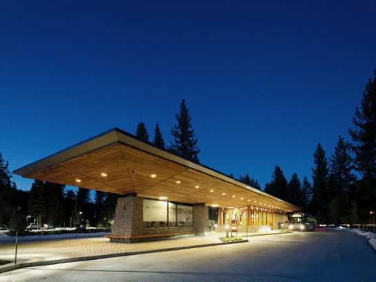 Tahoe City Transit Center