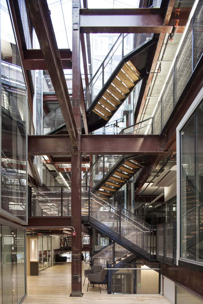 Drexel opens revamped venturi scott brown building in - Drexel planning design and construction ...