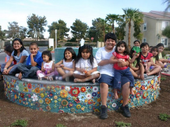 Cathedral City's Environmental Conservation Division (ECD) Kids & Community Program