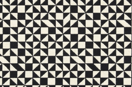 Checker Split by Alexander Girard, 1965. (Courtesy Maharam)