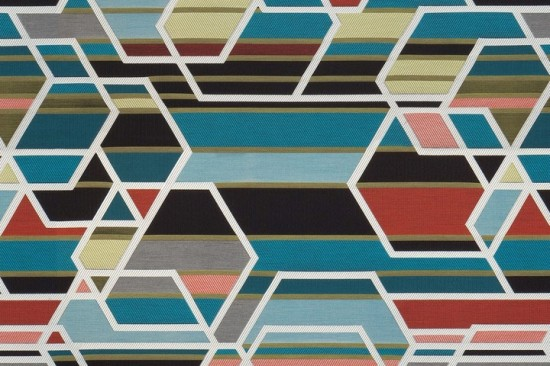 Agency by Sarah Morris. (Courtesy Maharam)
