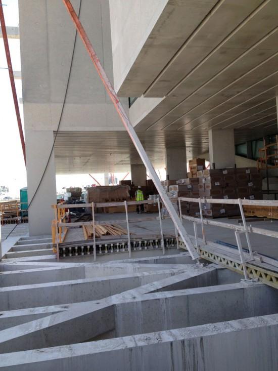 Construction Site of Perez Art Museum Miami (Courtesy of Nicole Anderson/AN)
