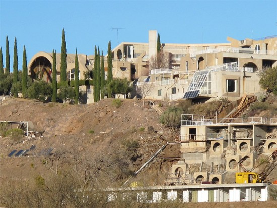 Arcosanti. (Doctress Neutopia / Flickr)