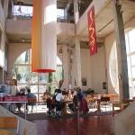 Arcosanti. (Courtesy Cosanti Foundation)