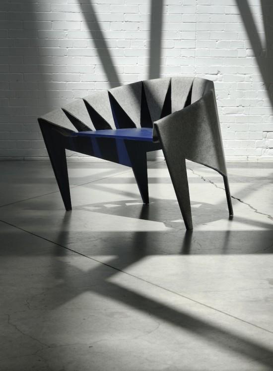 Parsons' Product Design Flat-Pack Studio, led by Mark Bechtel, Parsons Festival 2012 (Courtesy Matin Seck)