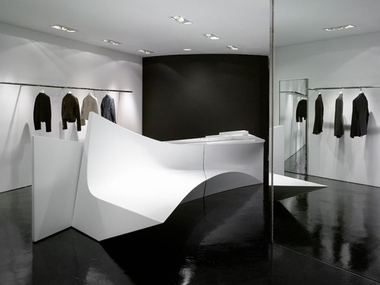 The units were designed in varying sizes to adapt to any footprint. (Virgile Simon Bertrand)