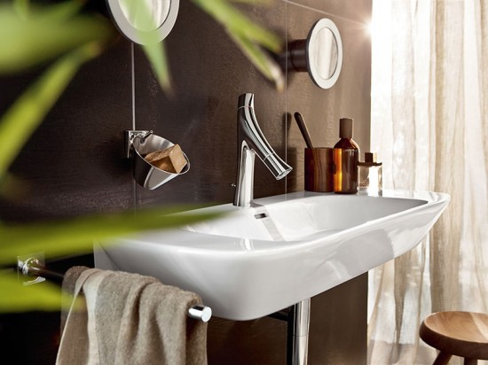 The Organic Collection by Philippe Starck from Axor/Hansgrohe