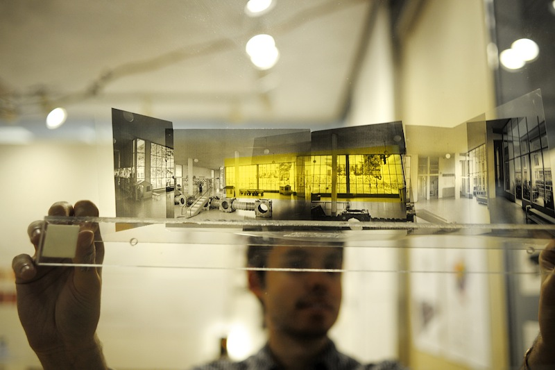BFA Architecture and Interior Design Exhibition Courtesy Martin