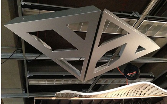 LMN fabricated a prototype in the firm's Seattle studio. (courtesy LMN Architects)