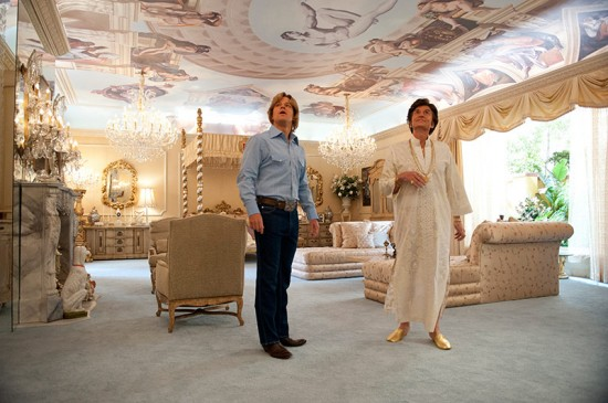 Scene from Behind the Candelabra. (Courtesy HBO)