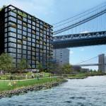 Renderings from Team 3 (Courtesy of Brooklyn Bridge Park)