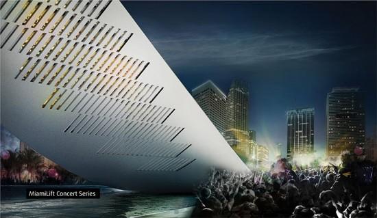 Miami Lift by Studio Dror.
