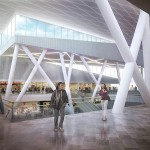H3 Hardy Reimagines Penn Station for MASNYC Design Challenge (Courtesy of H3 Hardy)