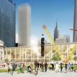 SHoP Reimagines Penn Station for MASNYC Challenge (Courtesy of SHoP)