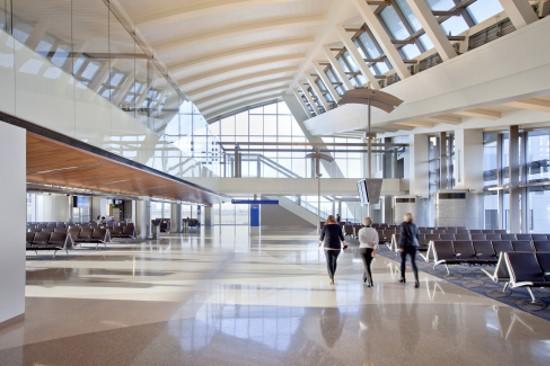 Tom Bradley International Terminal's new Great Hall (LAWA)