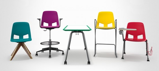The Us Family by American Seating Company