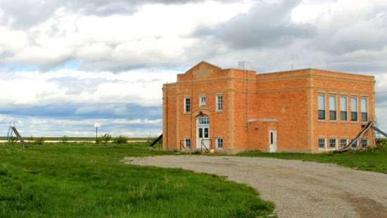 Historic Rural Schoolhouses of Montana (Courtesy of Carroll Van West)