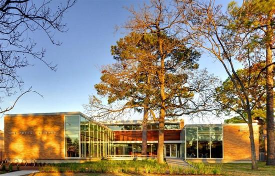 Oak Forest Neighborhood Library. (Light Sensible)